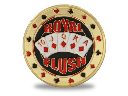 Luxe Card Protector Royal Flush