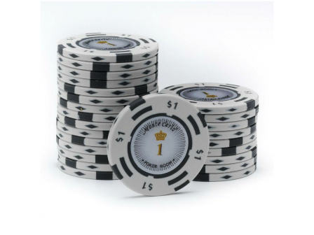 Monte Carlo Poker Room Pokerchip 1