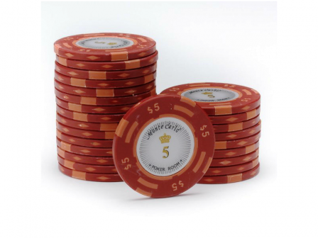 Monte Carlo Poker Room Pokerchip 5