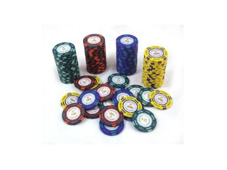 Pokerset Monte Carlo Poker Room 500