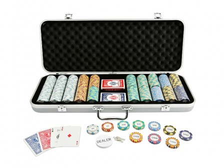 Pokerset Monte Carlo Poker Club 500