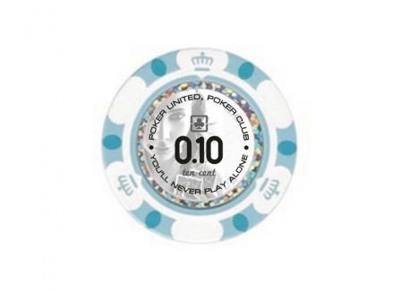 Poker United Pokerchip 0,10