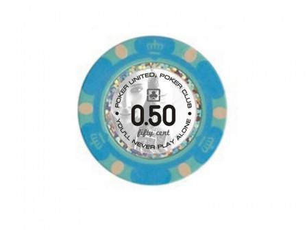 Poker United Pokerchip 0,50