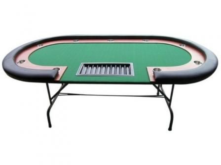 Luxe Poker Toernooi Tafel Las Vegas Green