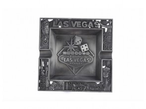 Luxe Asbak Met Las Vegas Kenmerken