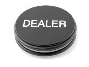 Dealer Button Van Hoogwaardig Acryl