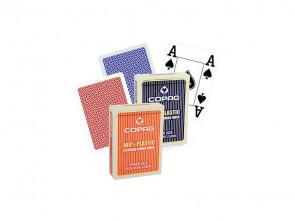 Copag Speelkaarten 12 Pack Rood En Blauw