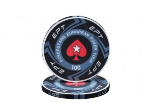 Keramische European Poker Toer EPT Pokerset 500