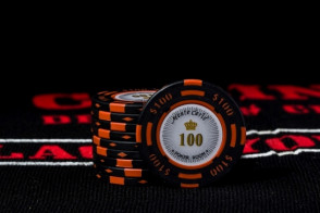 Pokerset Monte Carlo Poker Room 500