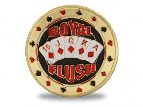 Luxe Card Protector Royal Flush