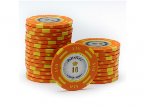 Monte Carlo Poker Room Pokerchip 10
