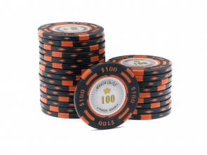 Monte Carlo Poker Room Pokerchip 100