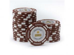 Monte Carlo Poker Room Pokerchip 10000