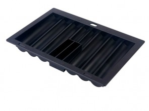 Poker Dealer Tray Voor 350 Chips