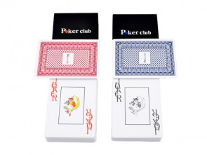 Poker Speelkaarten Poker Club 12 Pack