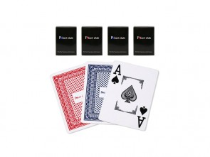 Poker Speelkaarten Poker Club Rood