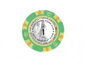 Poker United Pokerchip 1