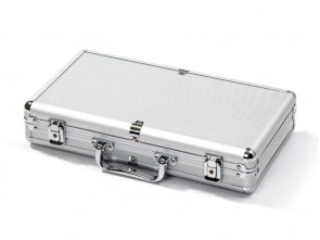 Pokerkoffer Voor 300 Pokerchips Van Aluminium