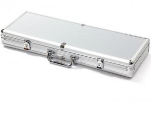 Luxe Pokerkoffer Voor 500 Pokerchips Van Aluminium