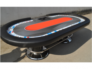 Exclusieve Casino Cashgame 280cm Pokertafel