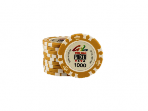World Games Of Poker Chip 1000
