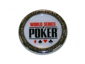 WSOP Dealer Button Nu Verkrijgbaar
